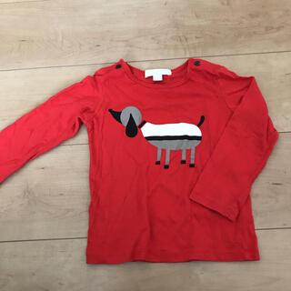 バーバリー(BURBERRY)のバーバリー チルドレン 子供服 ロンT Tシャツ 2y 92㎝ 80 90(Tシャツ/カットソー)