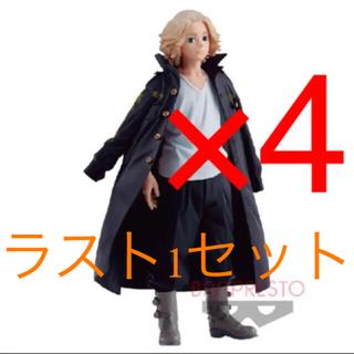 東京リベンジャーズ マイキーフィギュア4体セット