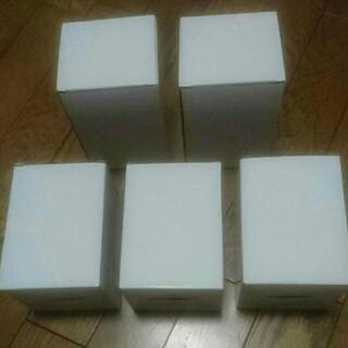 段ボールの箱 5個空箱