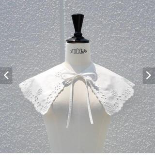 ドゥロワー(Drawer)のgypsohila  Wide Collar ジプソフィア つけ襟(つけ襟)