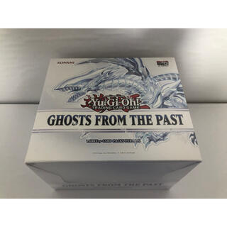 ユウギオウ(遊戯王)の遊戯王 Ghosts From the Past  5BOX 英語版(Box/デッキ/パック)