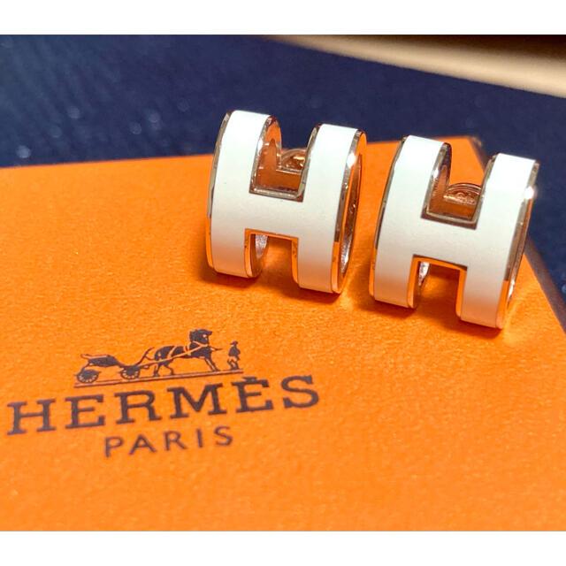 Hermes(エルメス)のポップH エルメス ピアス レディースのアクセサリー(ピアス)の商品写真