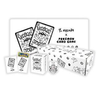 ポケモン(ポケモン)のYu NAGABA × ポケモンカードゲーム スペシャルボックス プロモ付(Box/デッキ/パック)