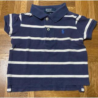 ポロラルフローレン(POLO RALPH LAUREN)のラルフローレン ポロシャツ ベビー 75  9M(Tシャツ)