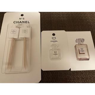 CHANEL - 新品 シャネル ファクトリー ノベルティ ミニ香水 オリジナルピックス セット