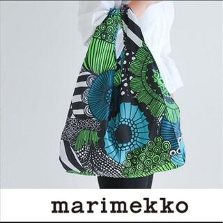 marimekko - 新品未使用 マリメッコ エコバッグ【シイルトラプータルハ】