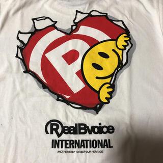 リアルビーボイス(RealBvoice)のリアルビーボイス 半袖Tシャツ(Tシャツ(半袖/袖なし))