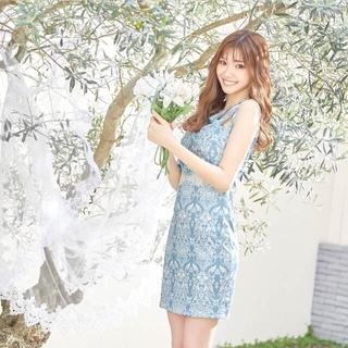 デイジーストア(dazzy store)の【dazzy】クロスデザインドレス(ナイトドレス)