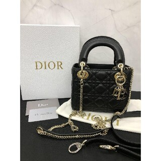 Christian Dior - レディディオール ハンドバッグMINI