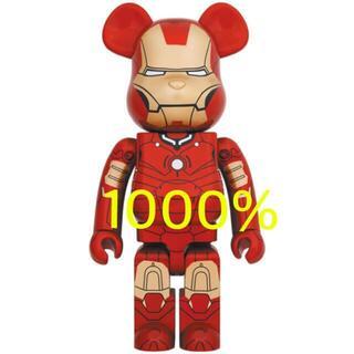 MEDICOM TOY - BE@RBRICK IRON MAN MARK III 1000% ベアブリック