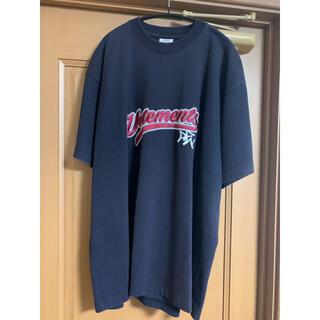 Balenciaga - VETEMENTS baseball t-shirts