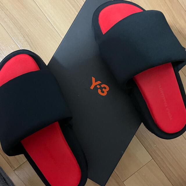 Y-3(ワイスリー)の【Y-3】サンダル メンズの靴/シューズ(サンダル)の商品写真