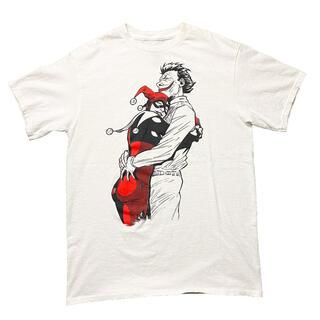 【極希少】joker ジョーカー バットマン dcコミックス Tシャツ(Tシャツ/カットソー(半袖/袖なし))