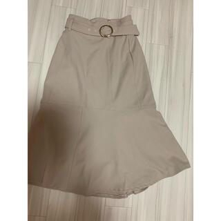 プロポーションボディドレッシング(PROPORTION BODY DRESSING)のプロポーションボディドレッシング マーメイドスカート (ひざ丈スカート)