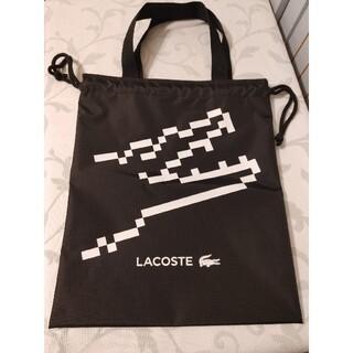 LACOSTE - 非売品 新品未使用 ラコステ ノベルティ トートバッグ