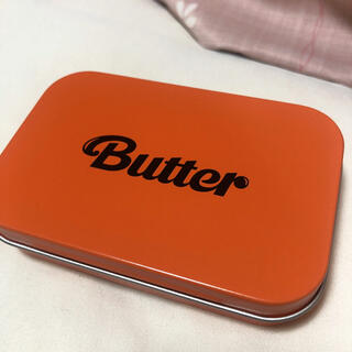 防弾少年団(BTS) - BTS butter weverse 缶ケース
