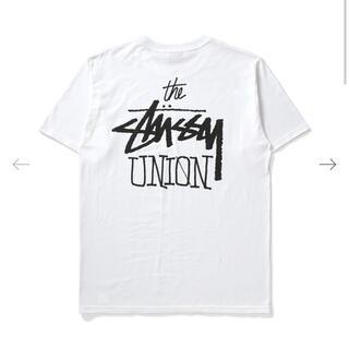 STUSSY - サイズS THE STUSSY UNION TEE Tシャツ