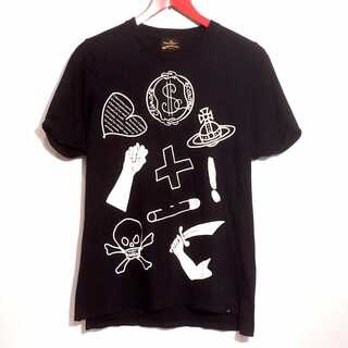 Vivienne Westwood - ヴィヴィアンウエストウッド アングロマニア アイコン Tシャツ