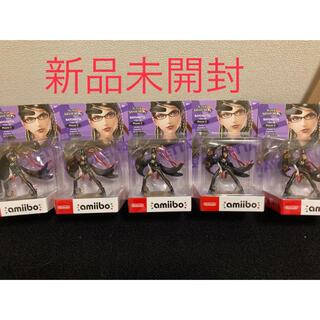 Nintendo Switch - ベヨネッタ5体