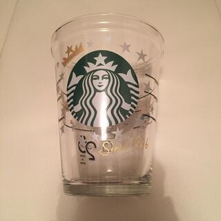 Starbucks Coffee - スタバ スターバックス 新品未使用 25周年 コレクタブルゴールドカップグラス