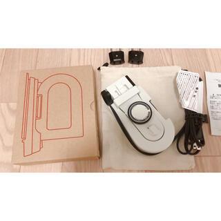 ムジルシリョウヒン(MUJI (無印良品))の2021年7月購入品 無印 トラベル用アイロン TPA-MJ211 (アイロン)