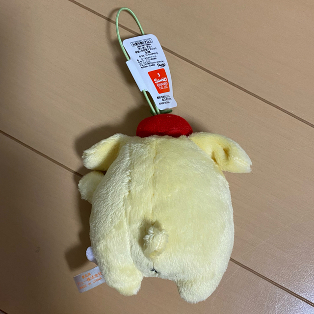 ポムポムプリン(ポムポムプリン)の専用。 エンタメ/ホビーのおもちゃ/ぬいぐるみ(キャラクターグッズ)の商品写真