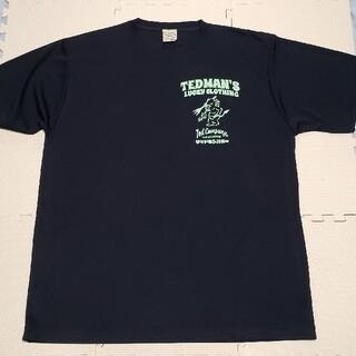 TEDMAN - テッドカンパニー テッドマン バックプリントロゴ 半袖Tシャツ