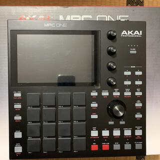 akai mpc one ほぼ新品(MIDIコントローラー)