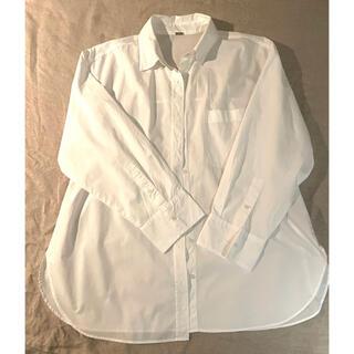 Mila Owen - Mila  Owen  オーバーサイズシャツ 白