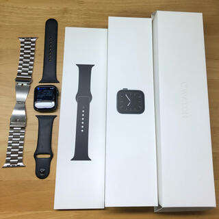 Apple Watch - Apple Watch 5 44mm gpsモデル