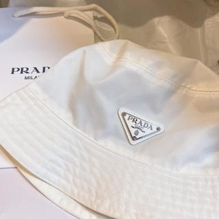 PRADA - PRADA バケットハット♡