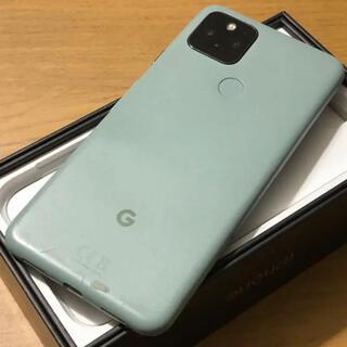 Google Pixel - 【緊急SALE】訳あり Pixel 5 128gb 最安値