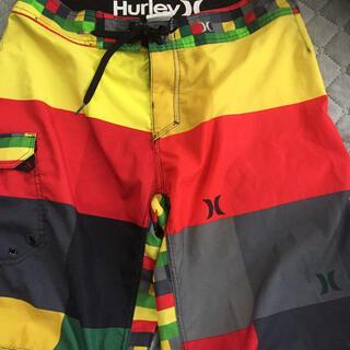ハーレー(Hurley)の再値下げHurleyハーレーファントムボードショーツスイムショーツ水着(水着)