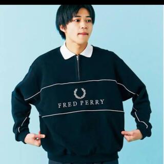 FRED PERRY - フレッドペリー スウェット
