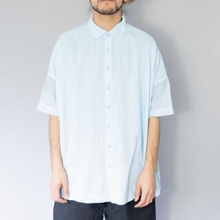コモリ(COMOLI)のCASEY CASEY Square Shirt Voile ケイシーケイシー(シャツ)