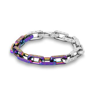 LOUIS VUITTON - louis vuitton chain bracelet monogram M