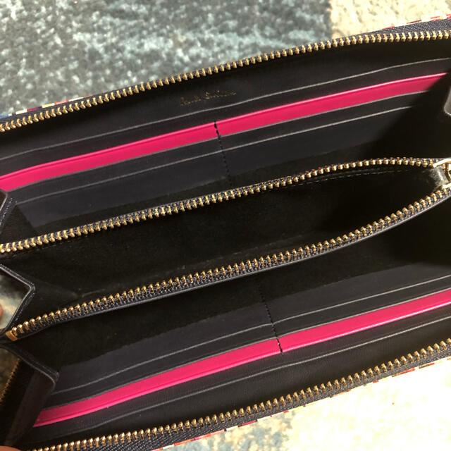 Paul Smith(ポールスミス)のポールスミス クロスオーバー 長財布 レディースのファッション小物(財布)の商品写真