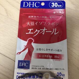 ディーエイチシー(DHC)のDHC 大豆イソフラボン エクオール 30日分 30粒(その他)