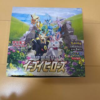 イーブイヒーローズ 1BOX 30パック サーチ済み(Box/デッキ/パック)