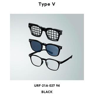 JINS - JINS&SUN×VERDY vick typeV black
