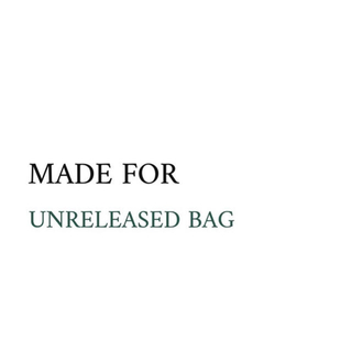 TODAYFUL - willfully7/20発売MADE FOR UNRELEASED BAG新品