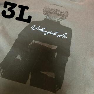 電影少女♡Tシャツ♡限定コラボ♡3L♡オーバーサイズ♡希少♡レア♡ストリート♡(その他)