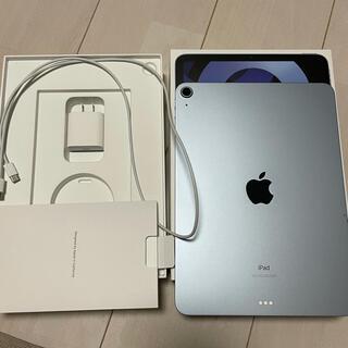 Apple - ipad air 4 64GB Wi-Fiモデル スカイブルー