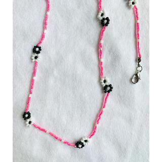 ビューティアンドユースユナイテッドアローズ(BEAUTY&YOUTH UNITED ARROWS)のpink flower mask chain(その他)