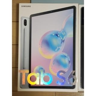 SAMSUNG - Galaxy Tab S6 Wi-Fi Blue (純正ケース付)