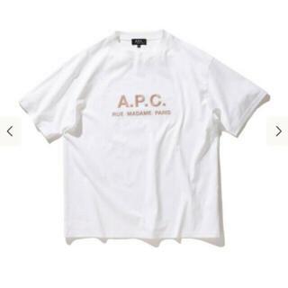 A.P.C - A.P.C beams Lights Tシャツ