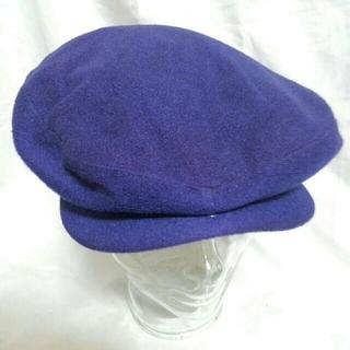 マックレガー(McGREGOR)のMcGREGOR マクレガー ハンチング デッドストック Vintage(ハンチング/ベレー帽)