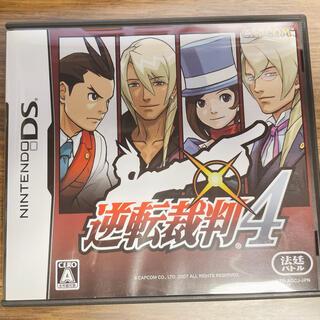逆転裁判 4 DS(その他)
