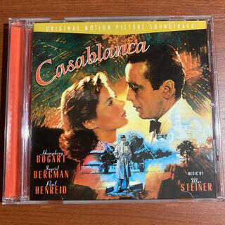 ▲【美品・国内盤】Casablanca カサブランカ OST(映画音楽)