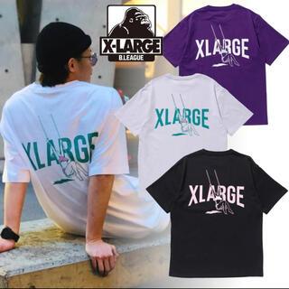 XLARGE - XLARGE/S TEE スティングTシャツ 白